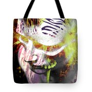 Flashy Frank  Tote Bag