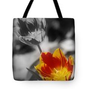 Flashy Tulips Tote Bag