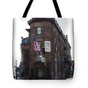 Flat Iron Annapolis - Maryland Inn Tote Bag