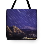 Flat Lined Tote Bag
