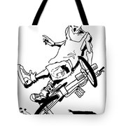 Flatlander Tote Bag