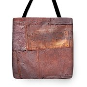 Flattened Tin Cans Tote Bag