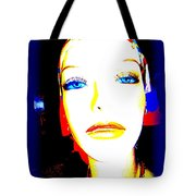 Flawless Face Tote Bag