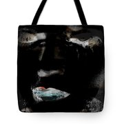 Flaws Of Faith  Tote Bag