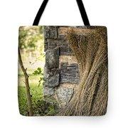 Flax Tote Bag by Heather Applegate