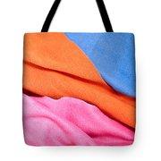 Fleece Material Tote Bag