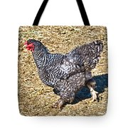 Fleeing From The Colonel ? Tote Bag