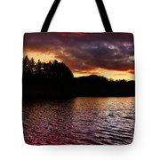 Fleeting Beauty Tote Bag