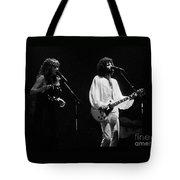 Fleetwood Mac In Amsterdam 1977 Tote Bag