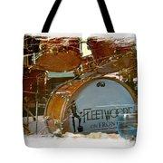Fleetwood's Drums Tote Bag