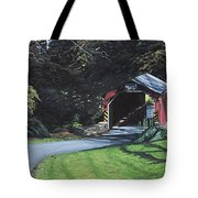 Fleisher's Bridge Tote Bag