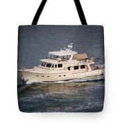 Fleming Yacht 2 Tote Bag