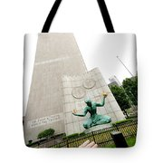 Flesh And Spirit Of Detroit Tote Bag