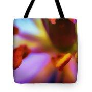 Fleur V Tote Bag