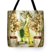 Fleurdelys Tote Bag
