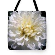 Fleurel Dahlia Tote Bag