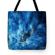 Flight For Two 2 Tote Bag
