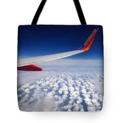 Flight Home Tote Bag