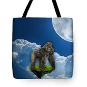 Flight Of The Ape Tote Bag