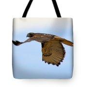 Flight Of The Hawk Tote Bag