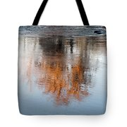 Flint River 22 Tote Bag