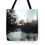 Flint River 23 Tote Bag