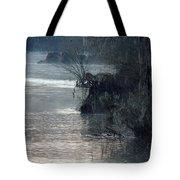 Flint River 28 Tote Bag
