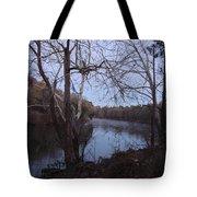 Flint River 4 Tote Bag