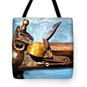 Flintlock Tote Bag by Marty Koch