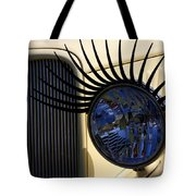 Flirting With A 1933 Ford Tote Bag
