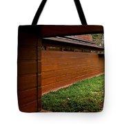 Fllw Rosenbaum Usonian House - 2 Tote Bag