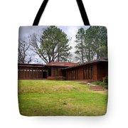 Fllw Rosenbaum Usonian House - 4 Tote Bag