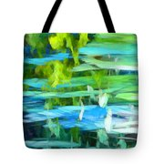 Float 4 Vertical Tote Bag