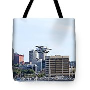 Float Plane Tote Bag