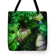 Floating Away Tote Bag