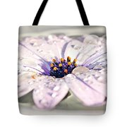 Floating Daisy Tote Bag