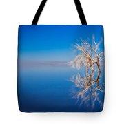 Floating Deadwood Tote Bag