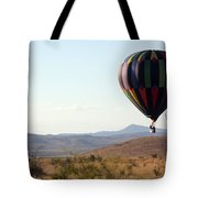 Floating Down The Hill Tote Bag
