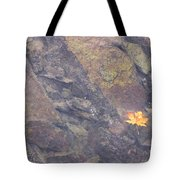 Floating Down The River Tote Bag