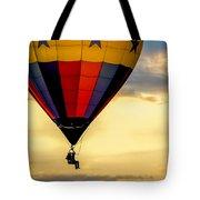 Floating Free  Tote Bag