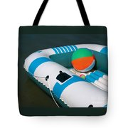 Floating Fun Tote Bag