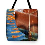 Floating On Blue 11 Tote Bag