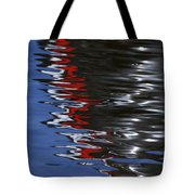 Floating On Blue 14 Tote Bag