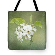 Floating On Green Tote Bag