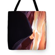 Floating Sandstone Tote Bag