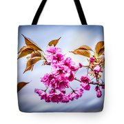 Floating To Earth Tote Bag