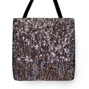 Flooded Cotton Fields Tote Bag