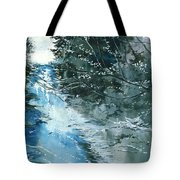 Floods 3 Tote Bag