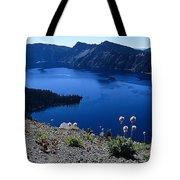 Flora Of Crater Lake Tote Bag