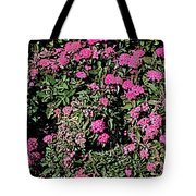 Floral Afternoon Tote Bag